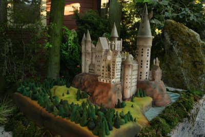 Hogwarts-cake