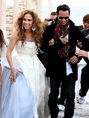 Jennifer Lopez Y Marc Anthony Su Historia De Amor
