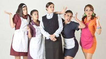 Yo no me llamo natacha regresa con sorpresas web de la tele for Formulario trabajadores del hogar